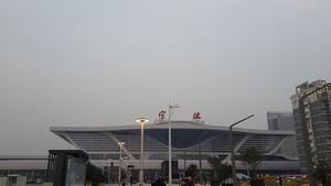 宁波高铁站